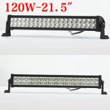 21.5 inch 120W CREE/Epistar LED Work Light Bar for Jeep,Off Road,4X4,SUV,4WD