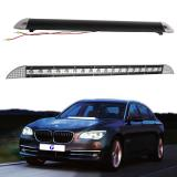 Hood with LED light bar,54W CREE Car lights,LED work light install Trunk lid for Back lighting