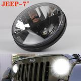 JEEP Wrangler Headlight,7inch CREE LED Headlight
